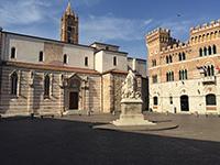 Grosseto, , Piazza Dante