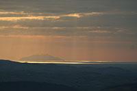 Montechristo sunset