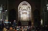 Music festival Collegium Vocale Crete Senesi