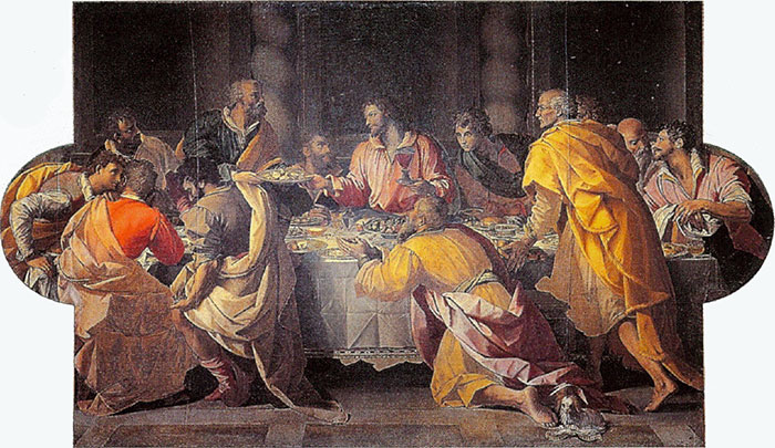 Tuscany Travel Guide | Art in Florence | Last supper ...