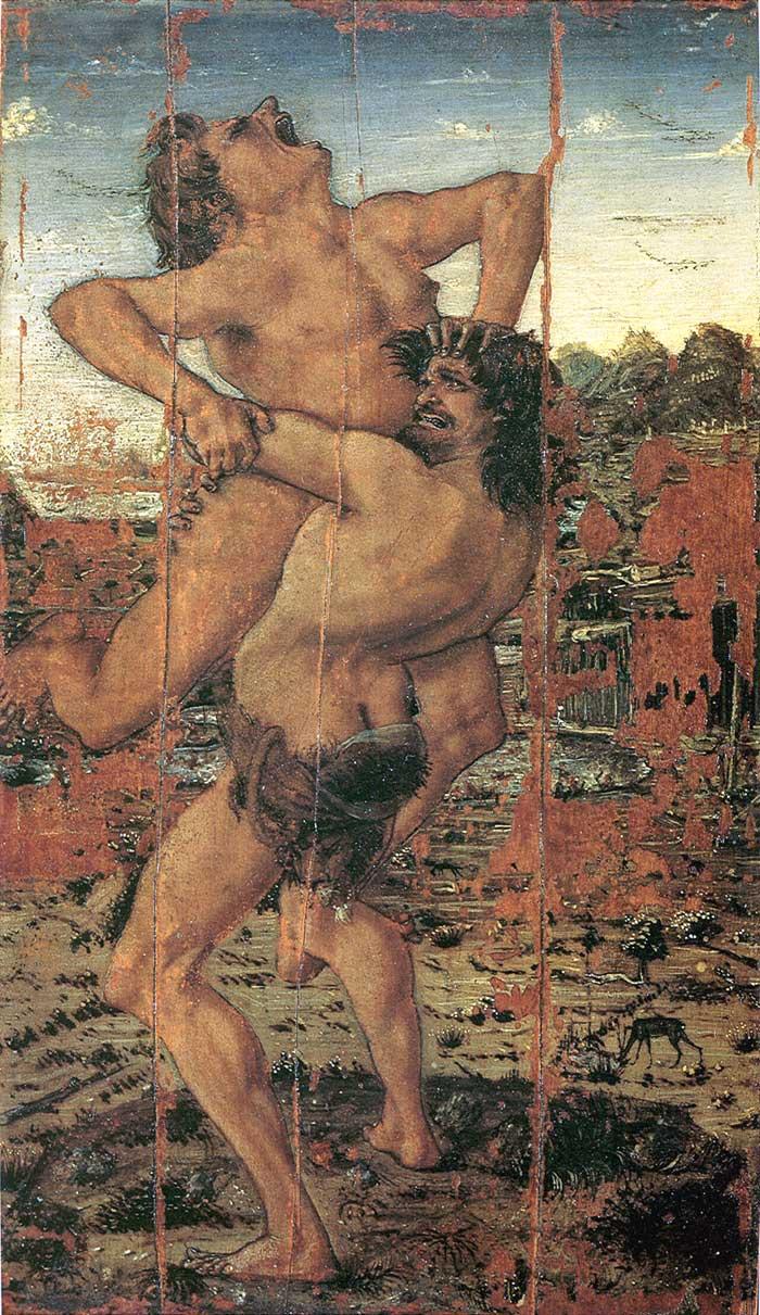 Art in Tuscany | Antonio del Pollaiuolo | Podere Santa Pia