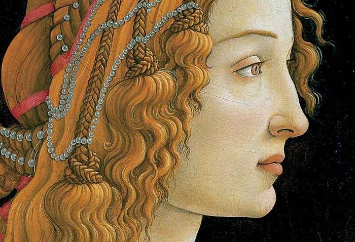 Art in Tuscany | Simonetta Vespucci | Podere Santa Pia