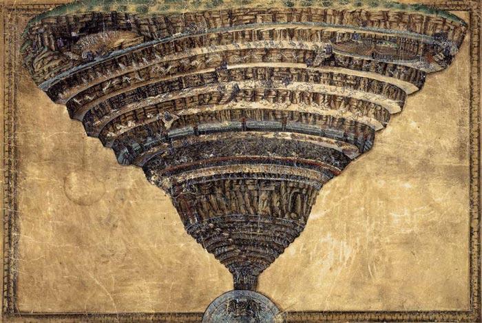Art in Tuscany | Sandro Botticelli | Illustrations for