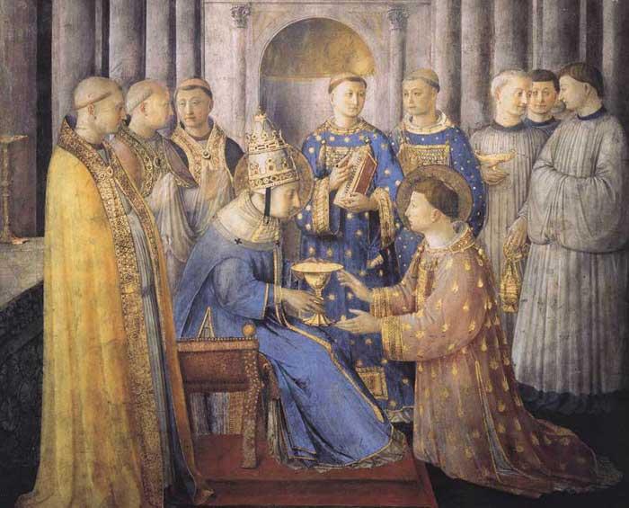fra angelico la chapelle niccoline du vatican histoire et restauration
