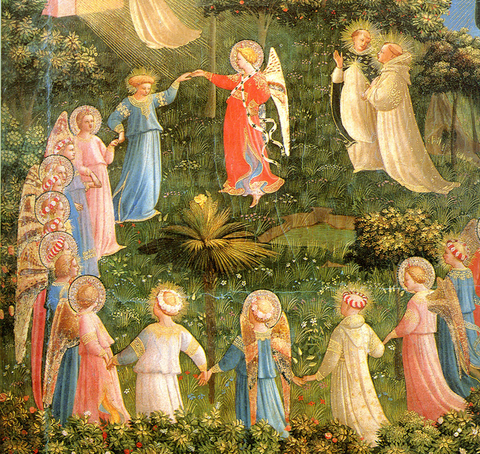 Image result for fra angelico the last judgment