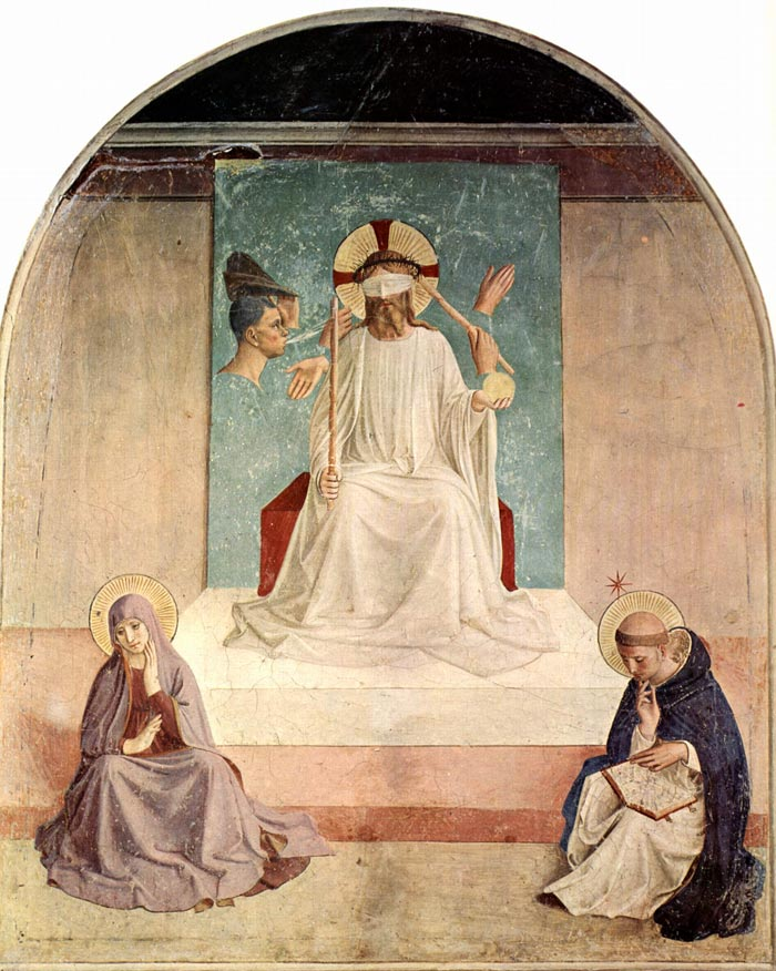 Fra Angelico | Frescoes in the Convento di San Marco (1438-50) | Art ...