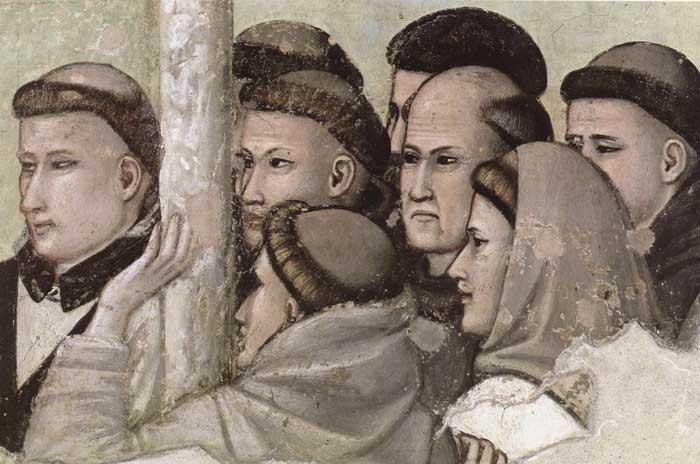 Art in Tuscany | Giotto di Bondone | The Bardi Chapel in