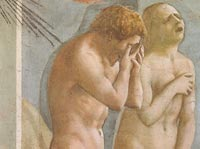 Masaccio, The Expulsion Of Adam and Eve from Eden, Brancacci Chapel