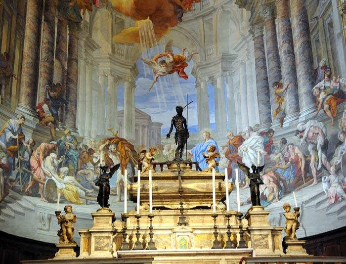 Siena Ospedale Santa Maria Della Scala