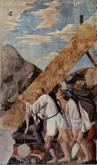 Piero della Francesca, Burial of the Wood