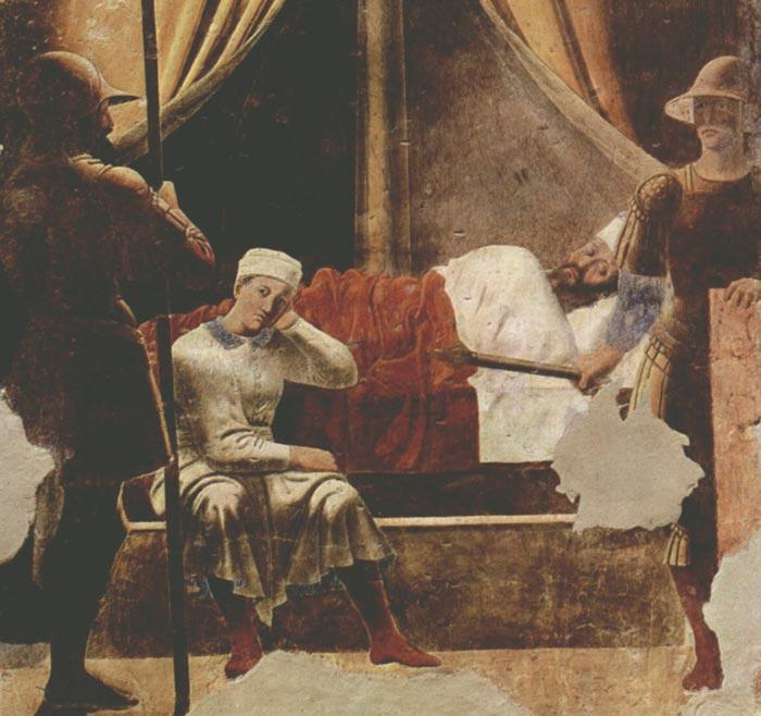 Piero della Francesca   The History of the True Cross (c
