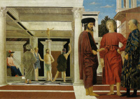 Piero della Francesca, The Flagellation