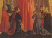 Piero della Francesca, Polyptych of the Misericordia