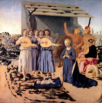 Piero della Francesca, Nativity