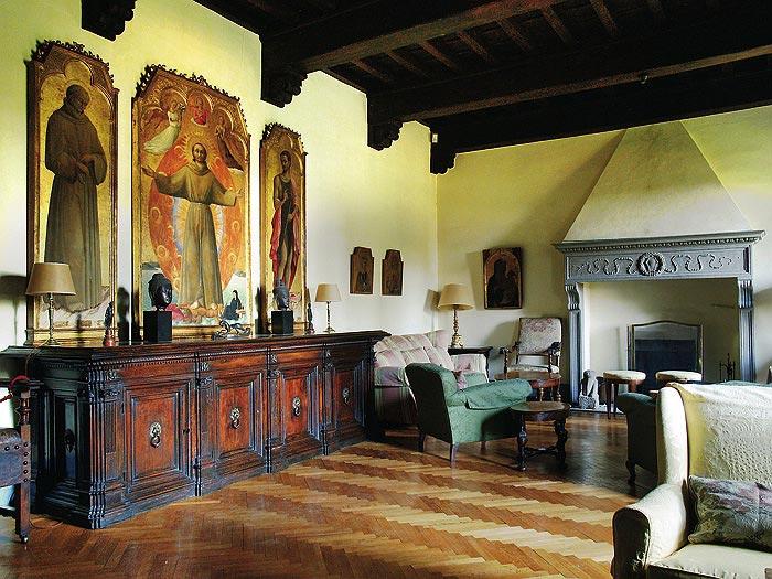 Villa I Tatti, Interior © Photograph By Giovanni Trambusti, Courtesy Of I  Tatti