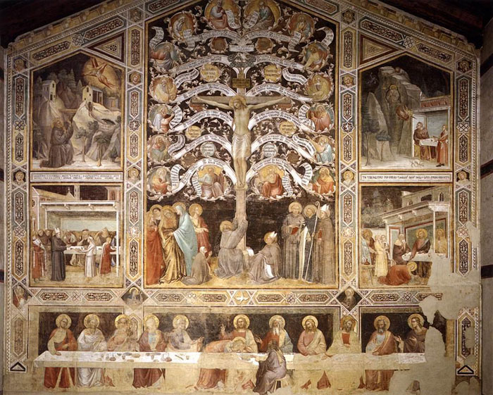 Art In Tuscany Chiesa Di Santa Croce Firenze Podere Santa Pia Holiday House In The South