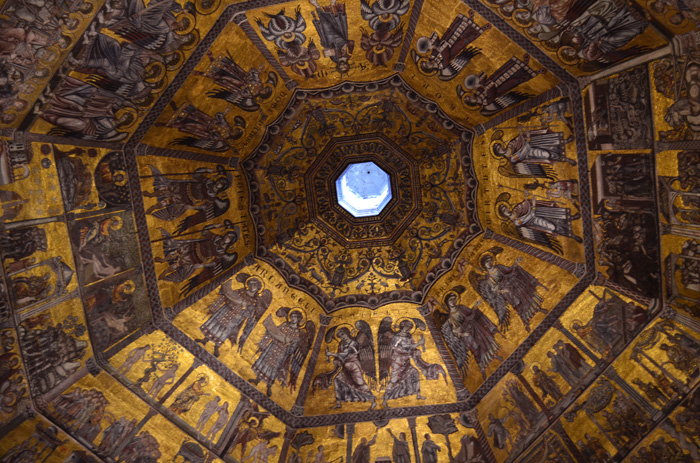 Baptistery of San Giovanni & Tuscany Travel Guide   Art in Florence   Florence   The Baptistery ...
