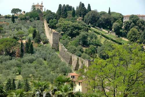 Gardens in Tuscany | I Giardini di Boboli (Boboli\'s Gardens ...