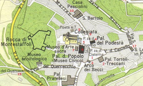 San Gimignano, between Siena en Firenze | The Complete Guide to Tuscany