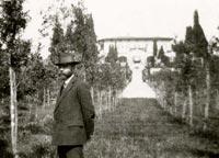 Bernhard Berenson in Villa i Tatti