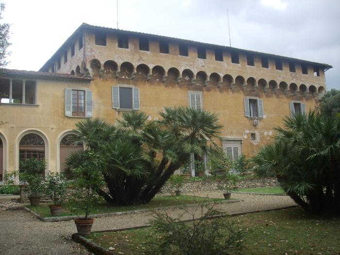 Gardens in tuscany villa la petraia treasures in for Villas firenze