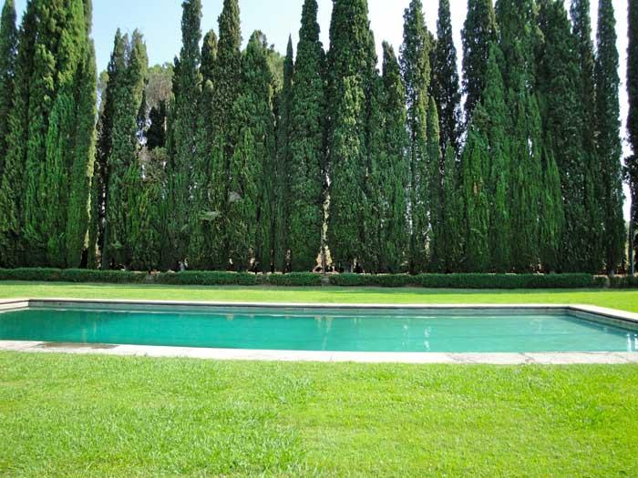 Art in tuscany villa i collazzi firenze podere santa for Pietro porcinai