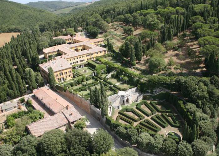 Risultati immagini per FOtO Giardino di Villa La Foce