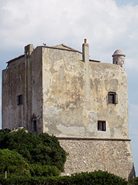 The Tagliata Tower, or the Puccini Tower