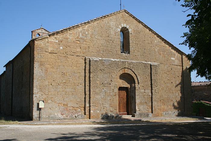 Risultati immagini per foto di Pieve di Santo Stefano a Cennano