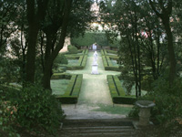 San Quirico D'Orcia - Giardino Horti Leonini
