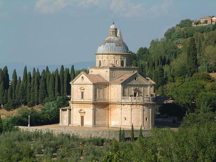 Basilica di San Biagio, Montepulciano