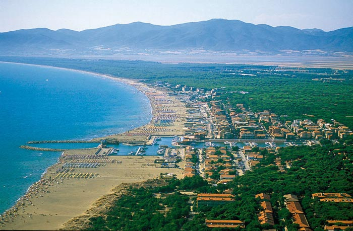 Marina di Grosseto Italy  City new picture : Tuscany Travel Guide | The most beautiful beaches of Tuscany | [2 ...