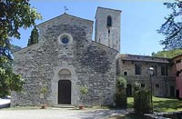 Parish Church of San Giusto in Salcio