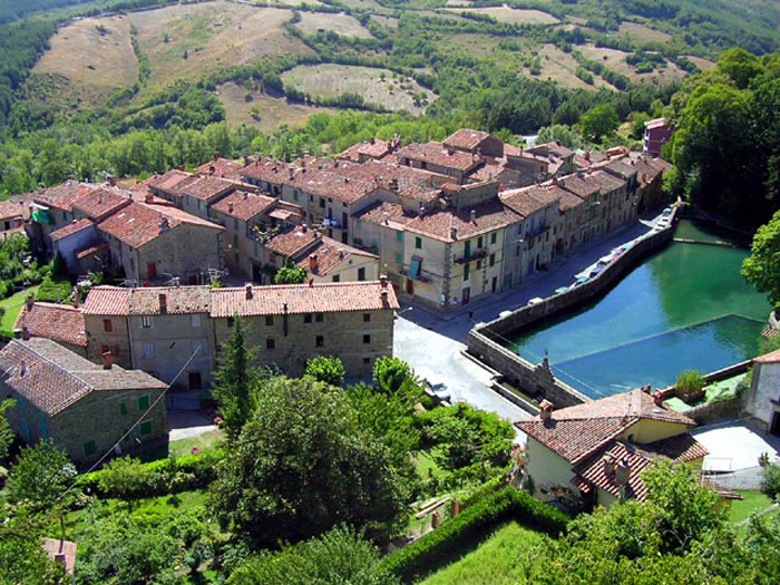 village scarlino italie