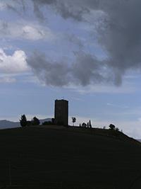 Torre Tarugi, Val d'Orcia