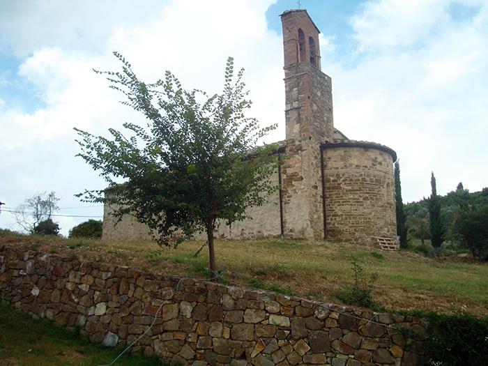 Chiesa Villa i Tolli