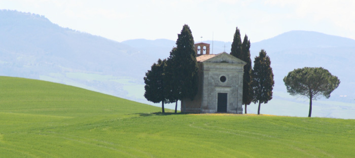Walking in Tuscany | Val d'Orcia